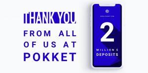 A New Milestone: $2 Million Deposits!