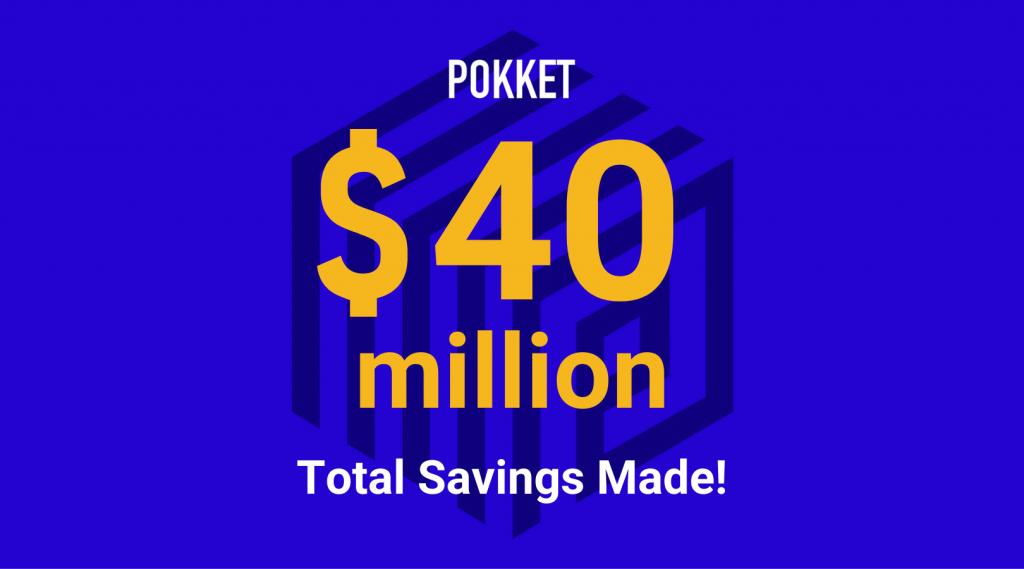 $40 Million Total Deposits Made!