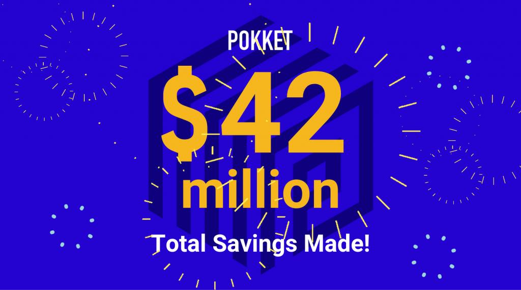 $42 Million Total DepositsMade!