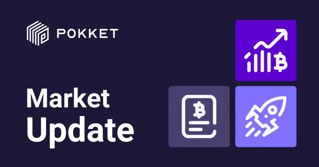 POKKET: Crypto Market Update (Oct 21)